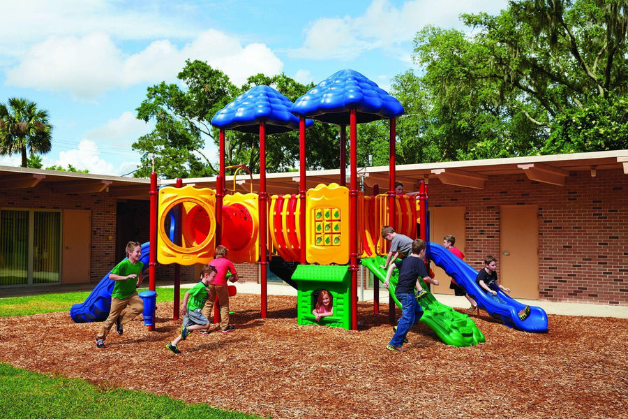 Parker Home - Playground Experts