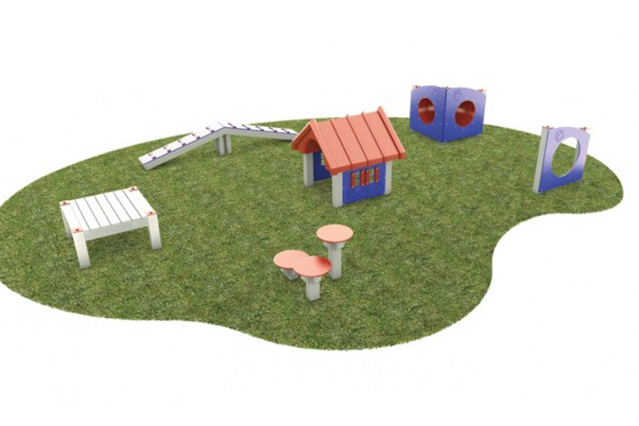Puppy Paradise - Playground Experts