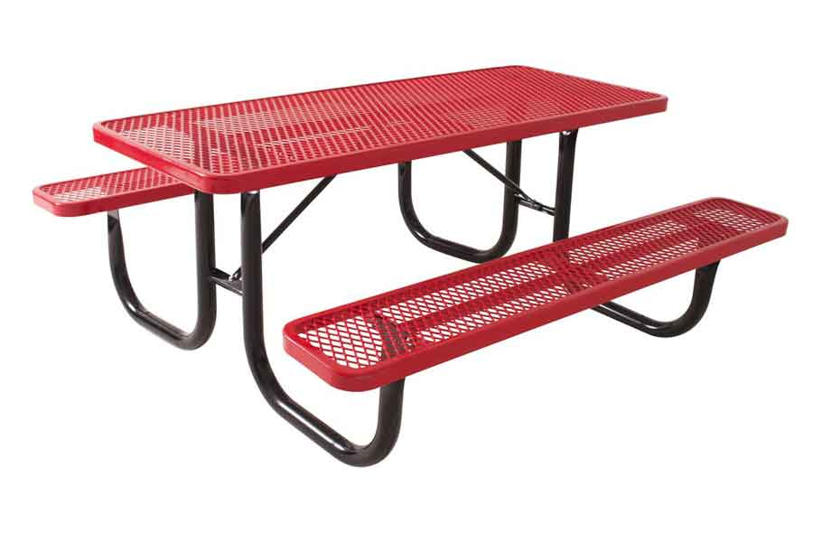 Super Strong Picnic Table - Playground Experts