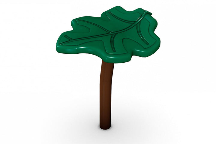 Tilted Spinning Leaf Seat - Playground Experts