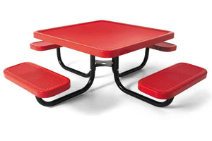 Square Preschool Table - Playground Experts