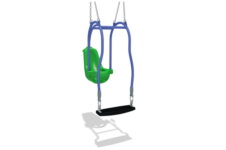Expression Swing Toddler / Swing Frame Package - Playground Experts