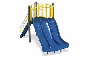 Triple Slide - Playground Experts