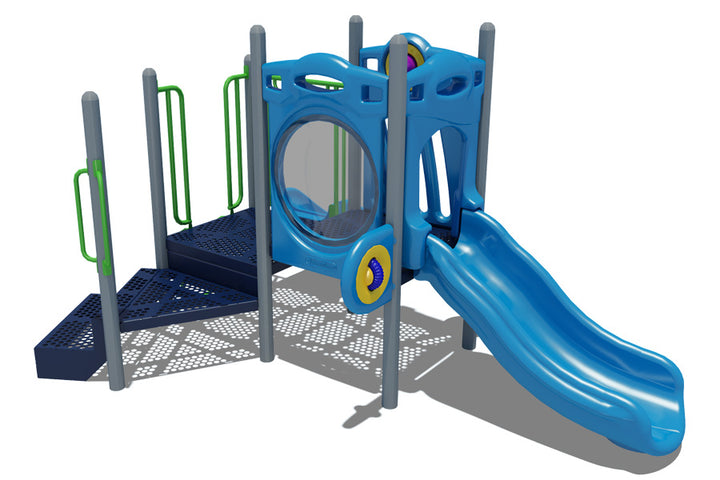 Tunnel Time Playground Structure