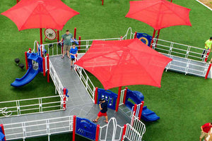 Synthetic Turf - Playground Experts