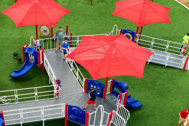 Synthetic Turf - Playground Safety Surfacing