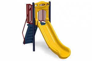 4' Zip Slide - Playground Experts