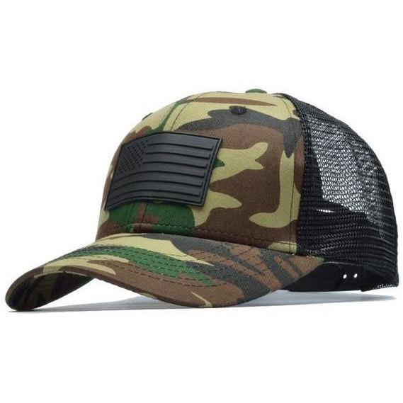 Limited Edition USA Camo Hat