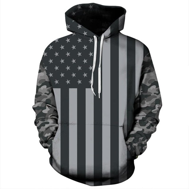 Limited Edition USA Hoodie