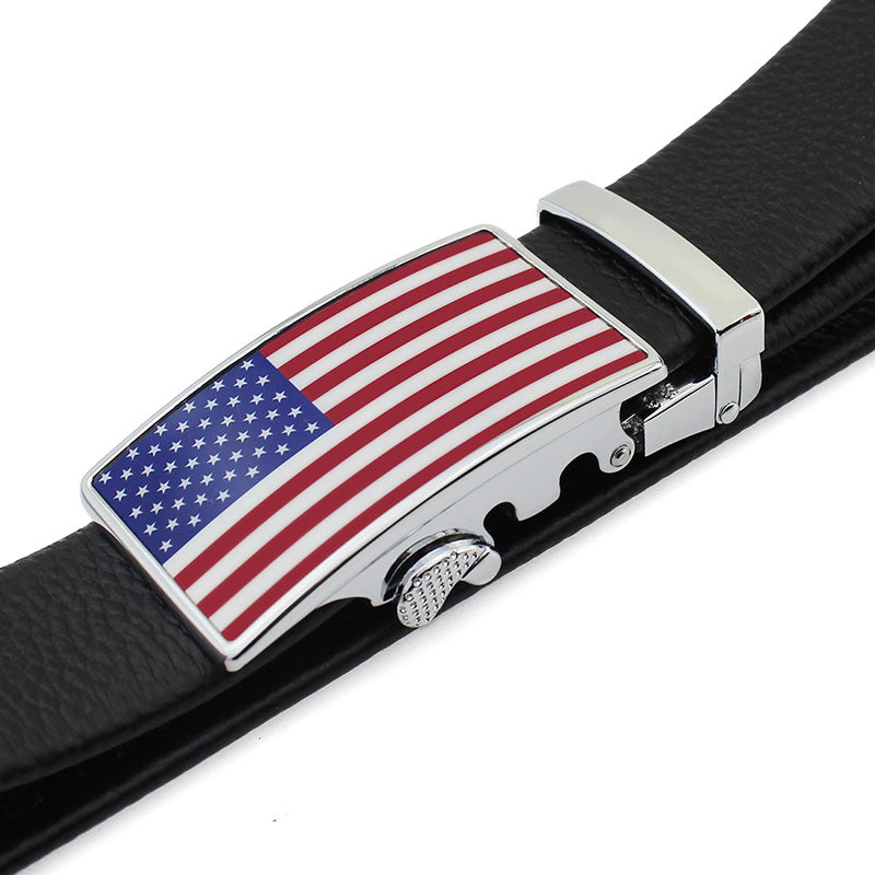 High Quality USA Leather Belt