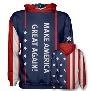 Limited Edition New MAGA Hoodie