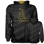 Don't Tread On Me Unique Hoodie