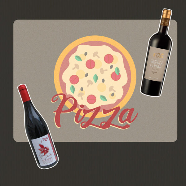 PIZZA AND CHILL - 2 BTL.