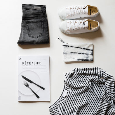 Tips from our flatlay queen Sabine