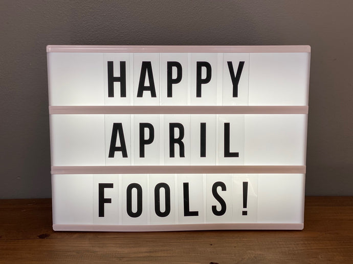 Jokes to Play on April Fool's Day