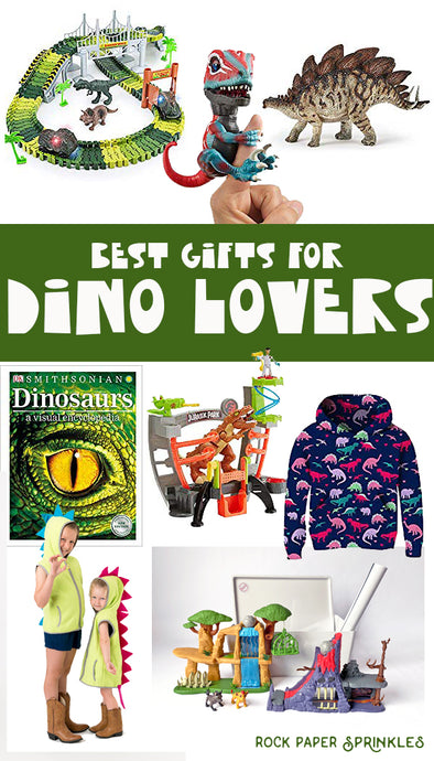 Dinosaur Gift Guide for Kids