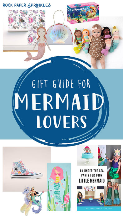 Mermaid Gift Guide for Kids