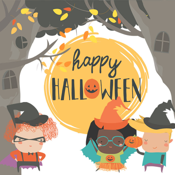 Free Printable Halloween Trick or Treat Bag Cards