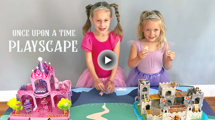 Once Upon a Time Playscape