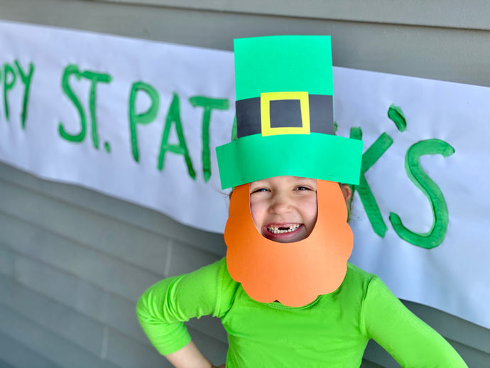 Leprechaun Play on St. Patrick's Day