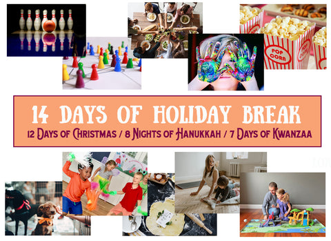 14 Nights of Holiday Break Things to Do