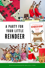 Reindeer Romp Holiday Party