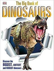Big Book of Dinosaurs picture book