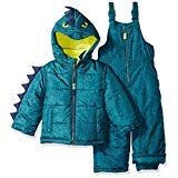 Dinosaur snowsuit for kids