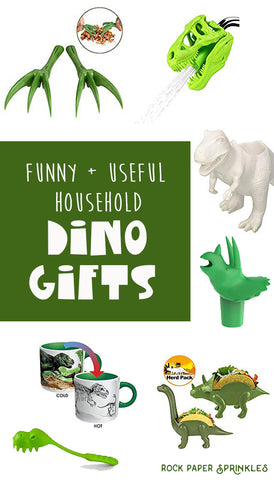 Dinosaur gift guide for adults