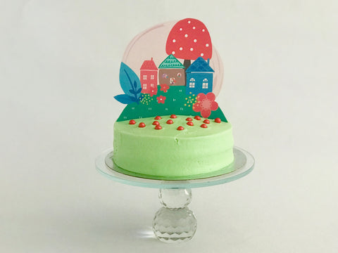 fairies-toadstool-fairyhouse-cake-topper