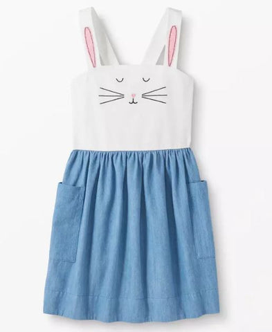 Hannah Andersson bunny dress