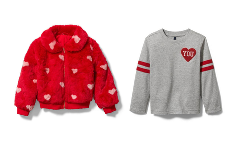 Heart Clothes for Kids