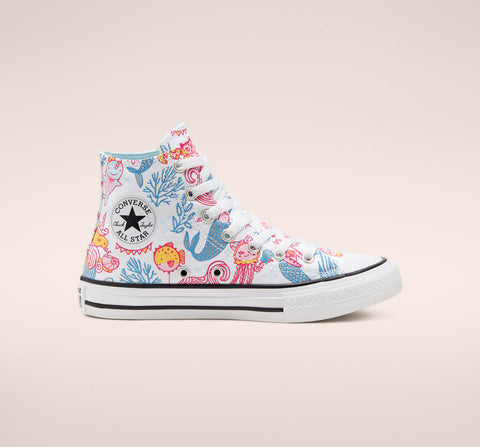 Converse underwater party shoes