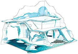 Papo ice field playset north pole toy