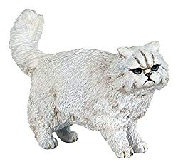 Papo Persian cat kitty toy figurine