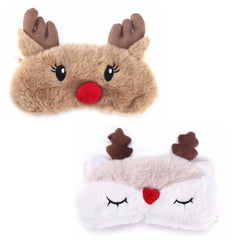 Reindeer Sleep Masks