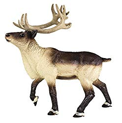 Safari LTD reindeer toy figurine stocking stuffer