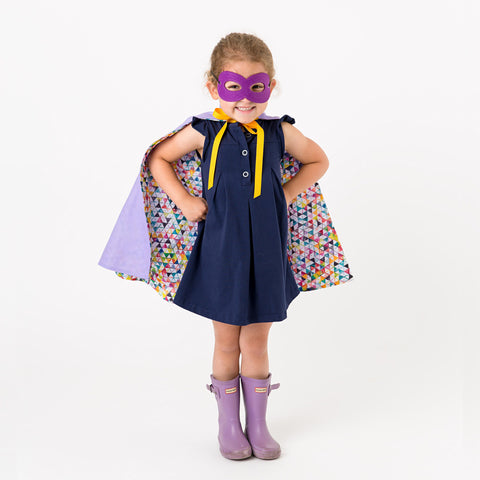 Superhero Cape Costume