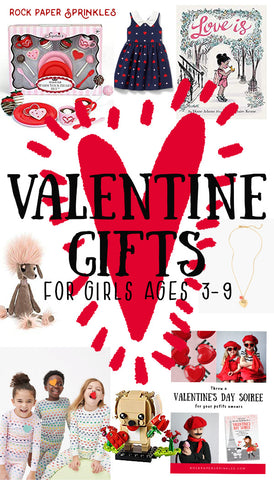 Valentine gifts for girls