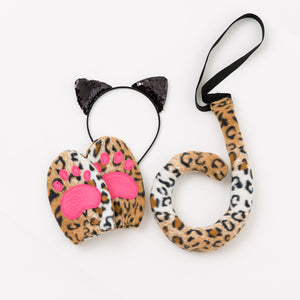 Cool Cats Costume - Brown