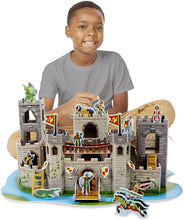 "Load image into Gallery viewer, Urban Fort + Rock Paper Sprinkles | Boredom Box ""Build It!"": Princess Palace"