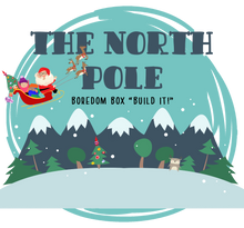 "Load image into Gallery viewer, Boredom Box ""Build It!"": The North Pole"