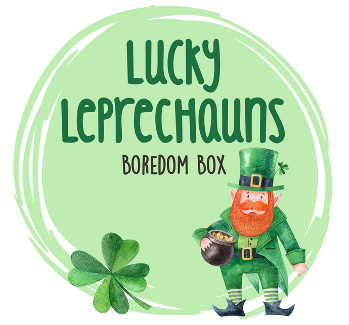 Boredom Box: Lucky Leprechauns