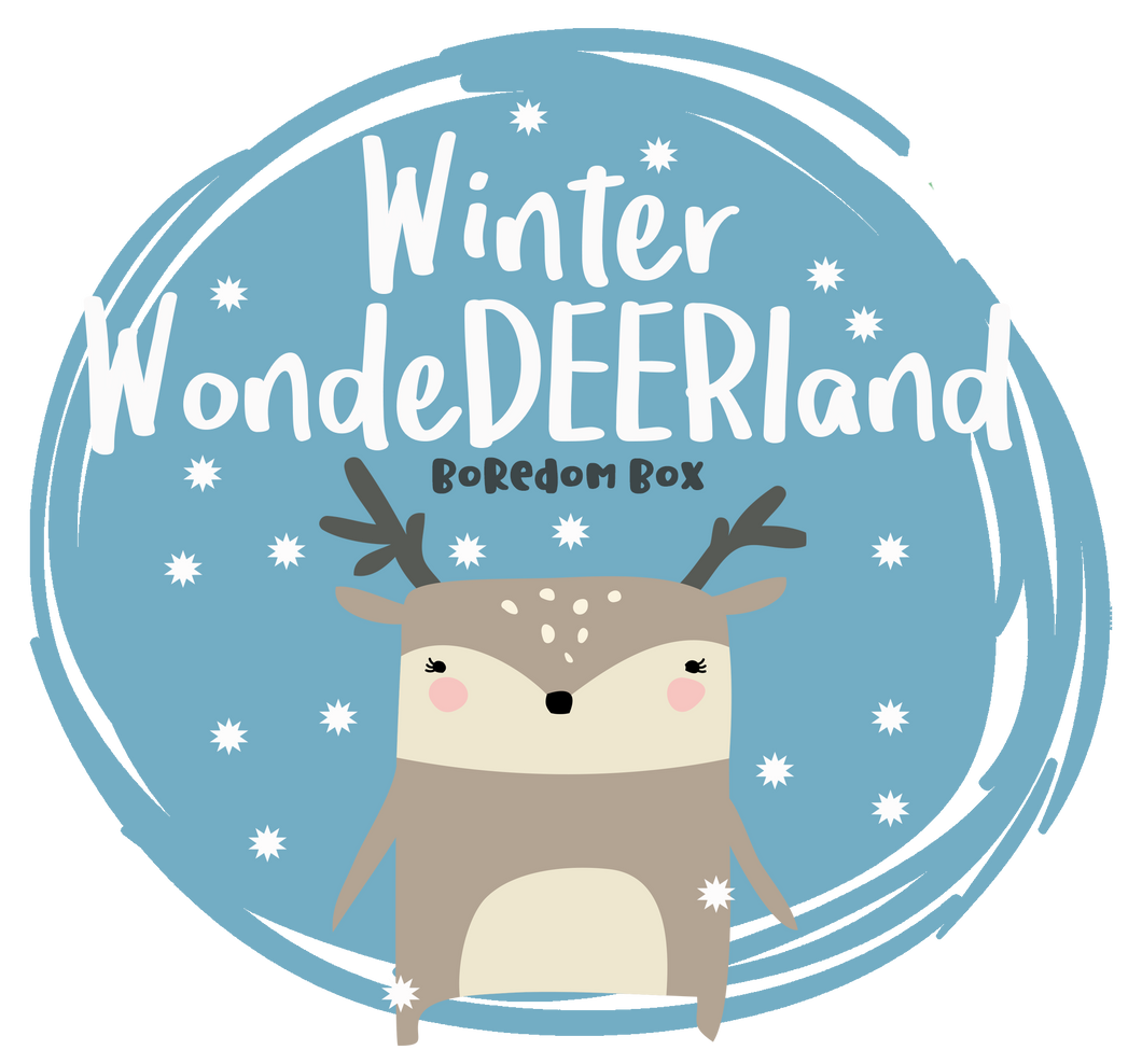 Boredom Box: Winter WonDEERland