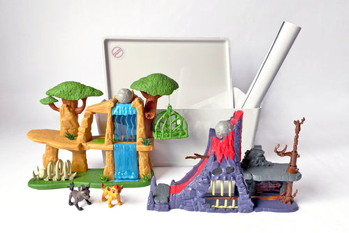 Lion King Guard Dinosaur Toys Playsets
