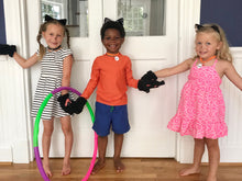 Load image into Gallery viewer, Cool Cats Pawty games pass the hula hoop