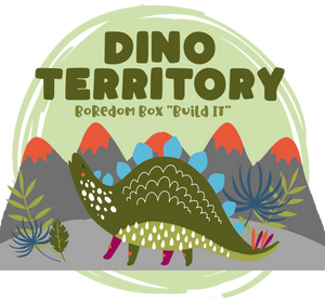 "Boredom Box ""Build It!"": Dino Territory"