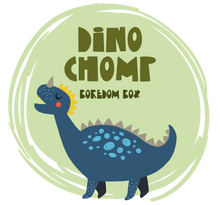 Load image into Gallery viewer, Boredom Box: Dino Chomp