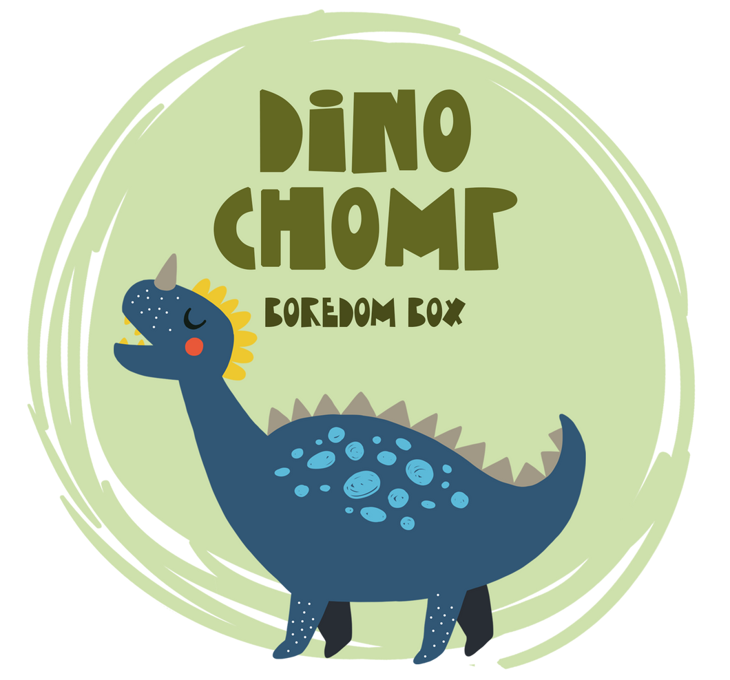 Boredom Box: Dino Chomp