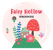 Load image into Gallery viewer, Boredom Box: Fairy Hollow